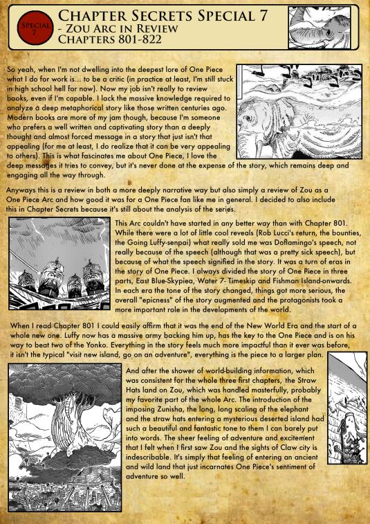 Chapter Zou 1