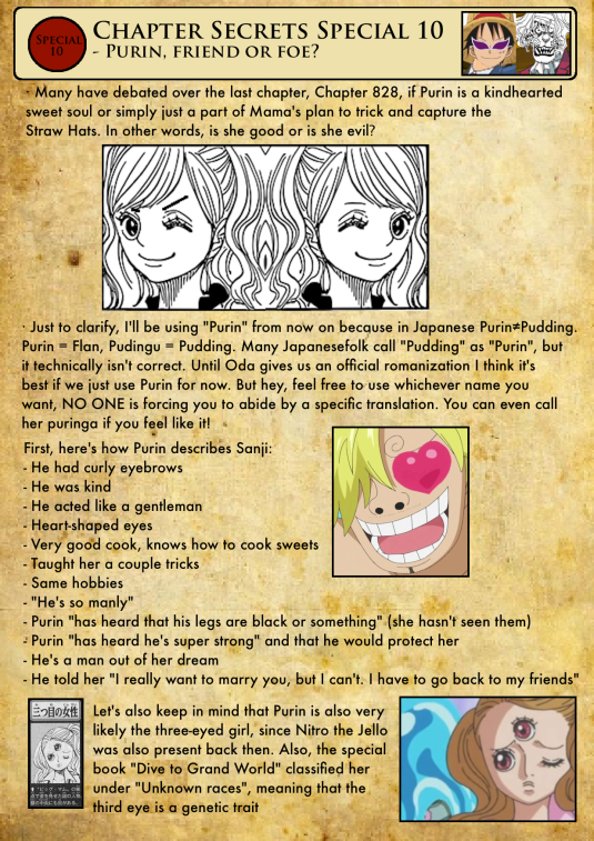 Chapter Purin 1