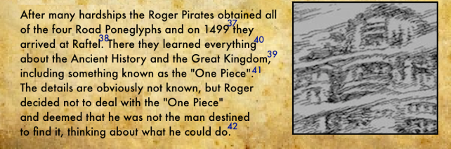 Gol D. Roger's Biography 6