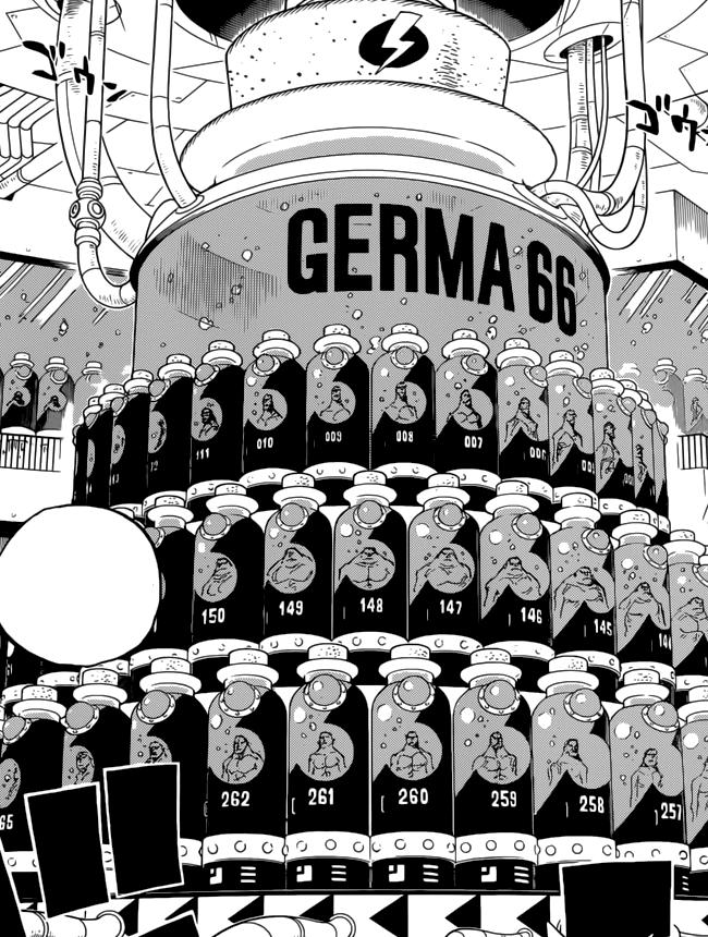 germa-cloning
