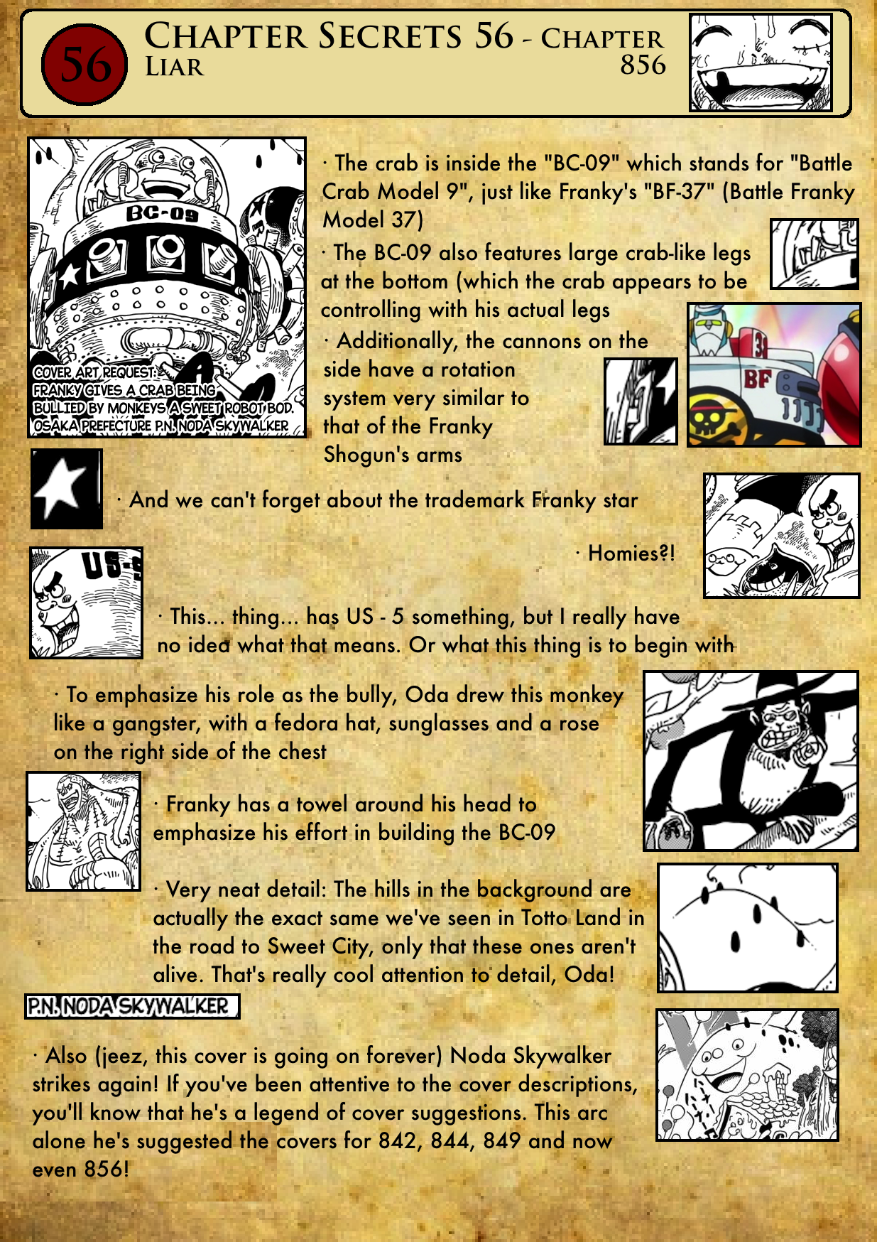 """Chapter 856: """"Liar"""" 856-1"""