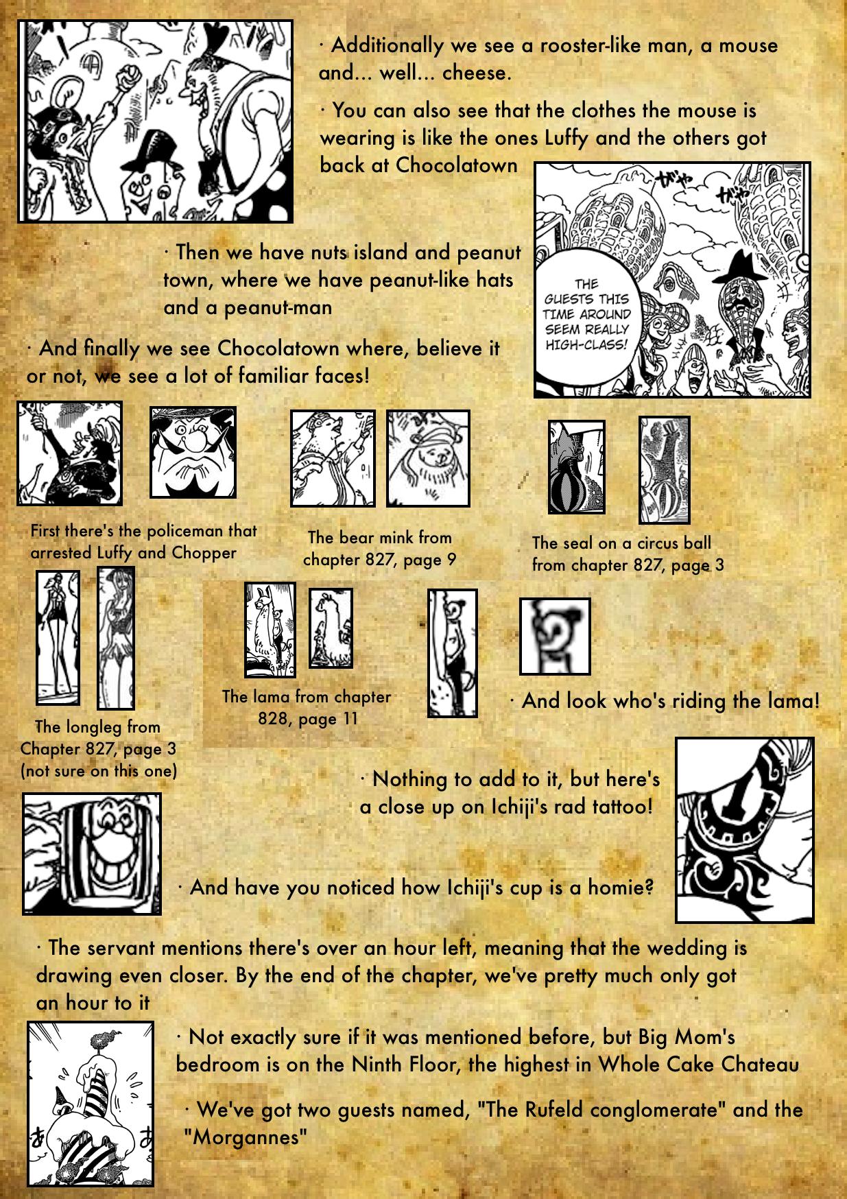 """Chapter 859: """"The Yonkou Assassination Plan"""" - Σελίδα 2 859-5"""