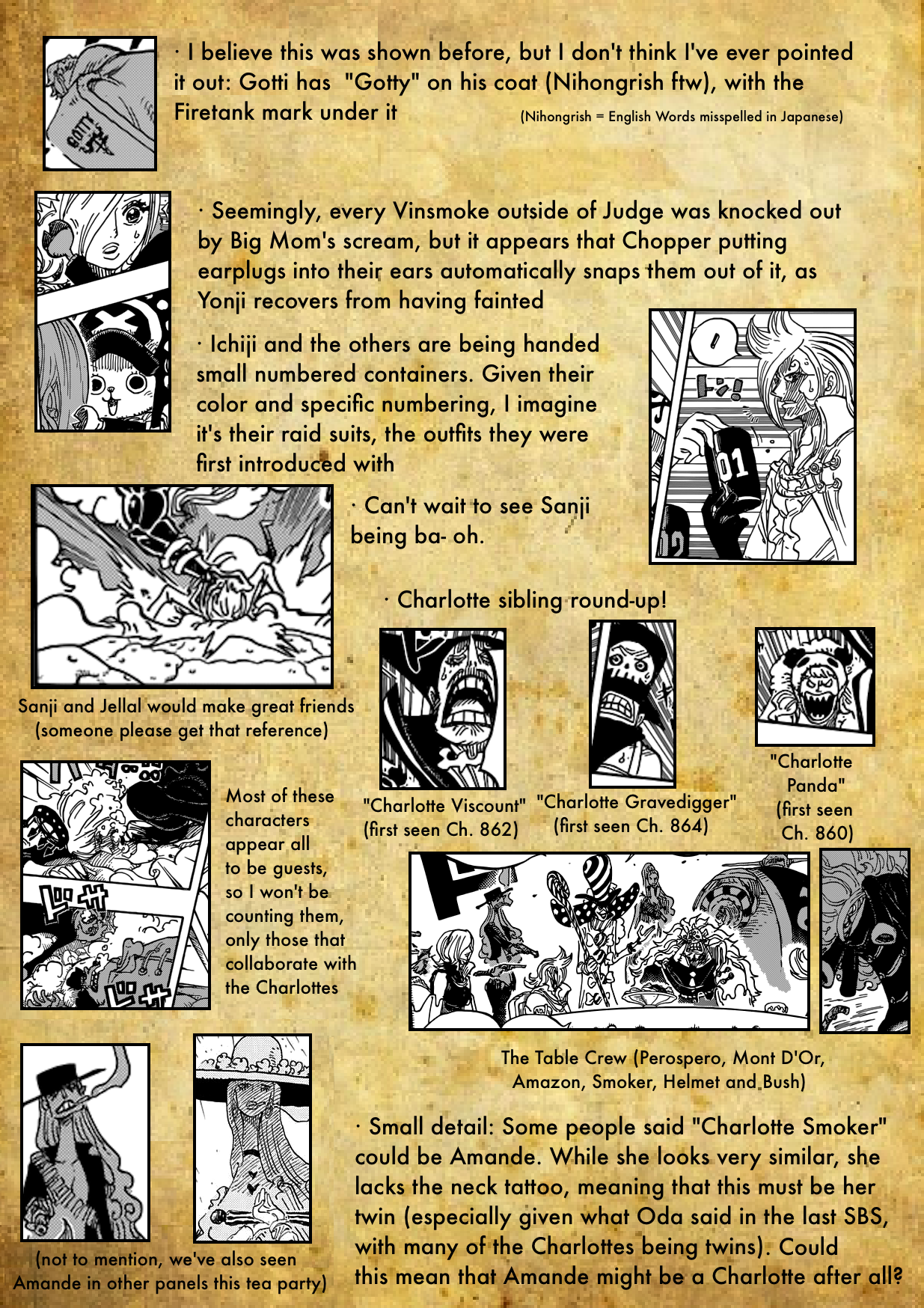 """Chapter 865: """"Hey, Mother"""" 865-2"""
