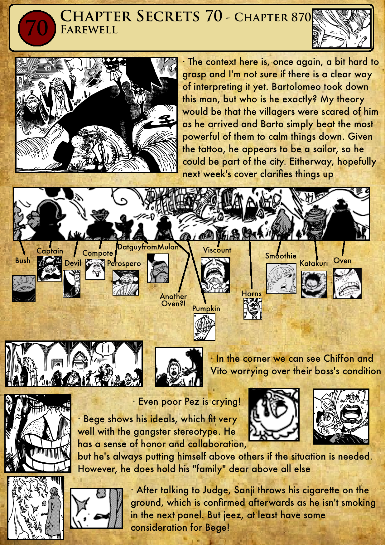 "Chapter 870: ""Parting"" 870-1"