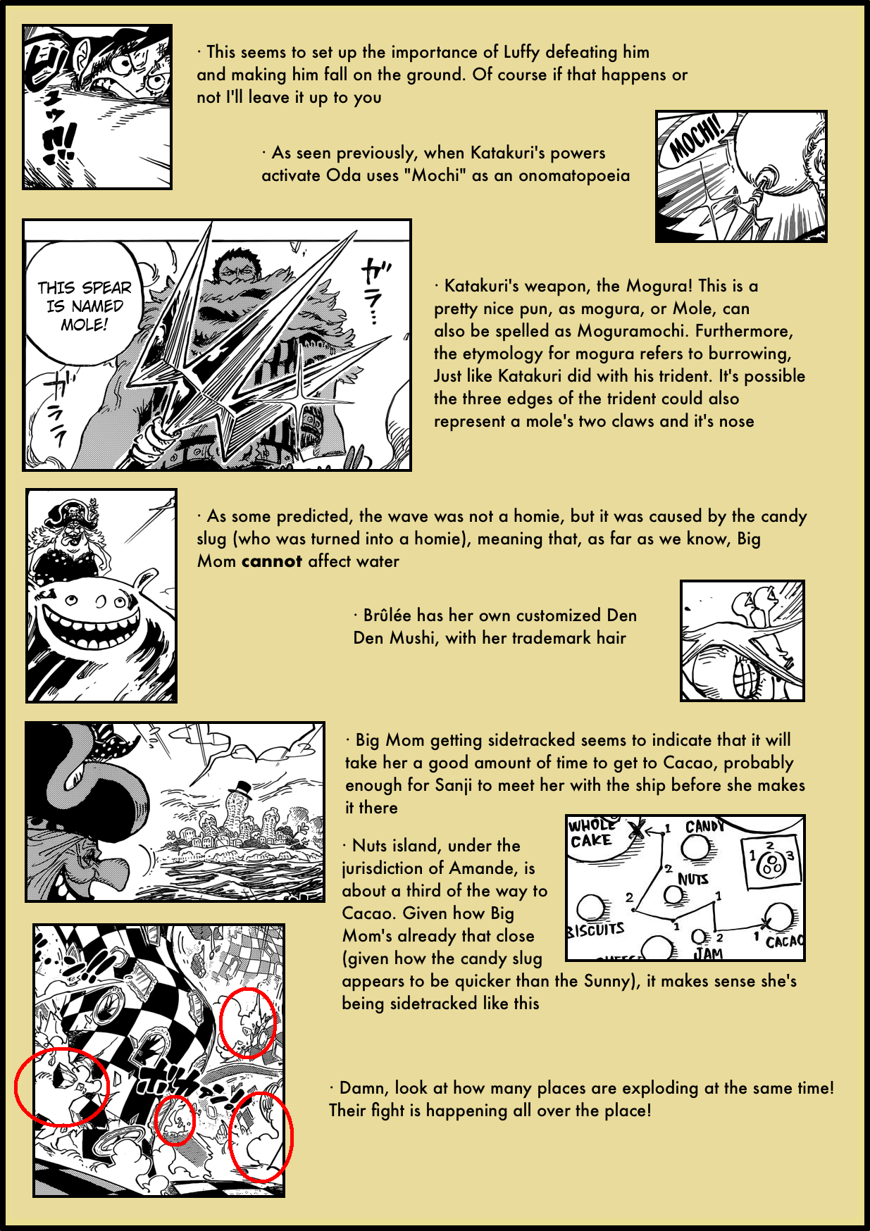 """Chapter 882: """"Outside Of A Yonkou's Expectations"""" 882-2"""