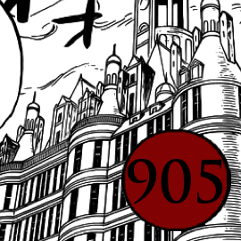 one piece chapter 905 parody the library of ohara. Black Bedroom Furniture Sets. Home Design Ideas