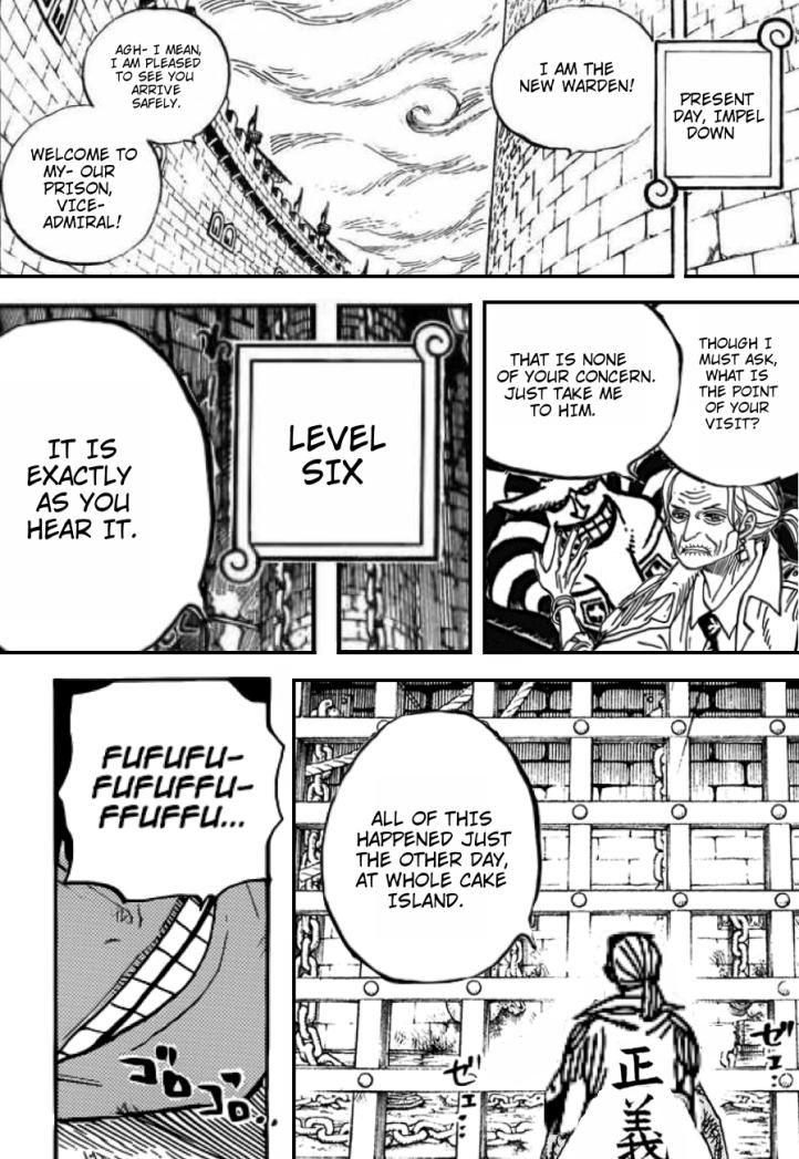 One Piece 905 9