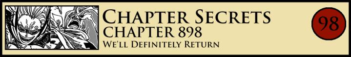 Chapter Secrets 898