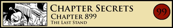 Chapter Secrets 899