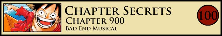 Chapter Secrets 900