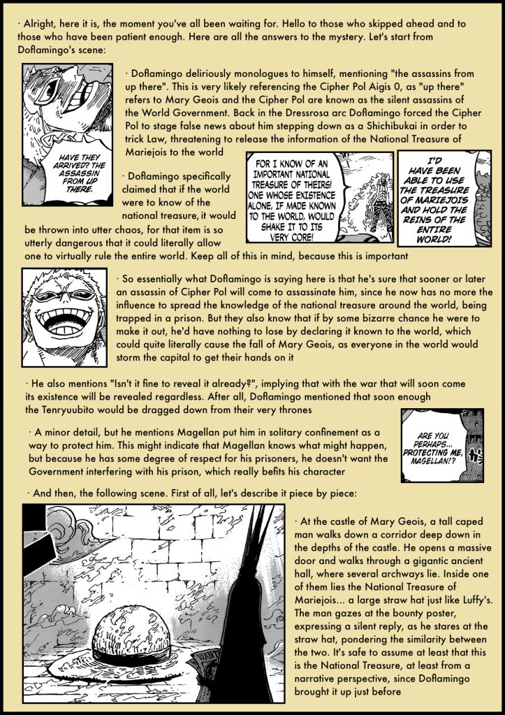 Chapter Secrets 906 9