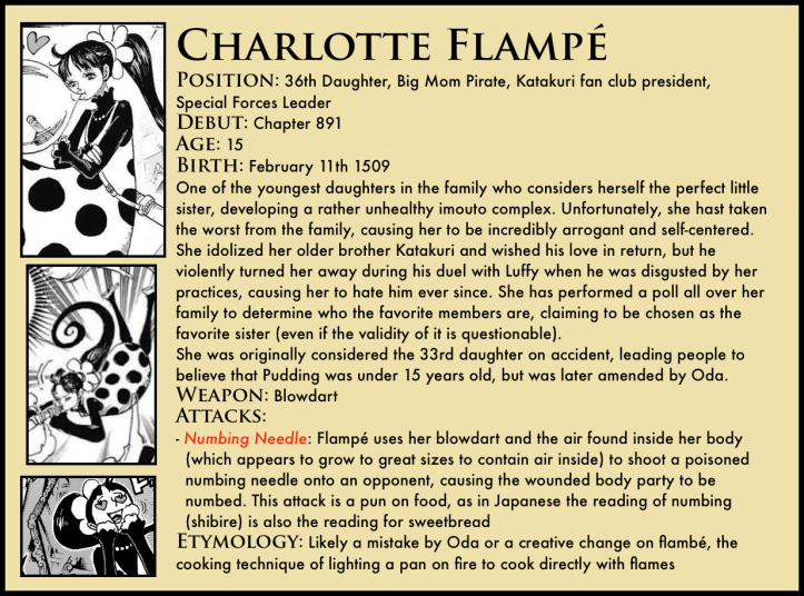 Charlotte_Flampe_One_Piece