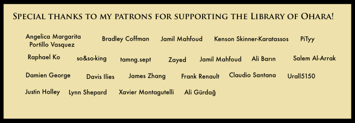 Patreon Supporters <3 v3