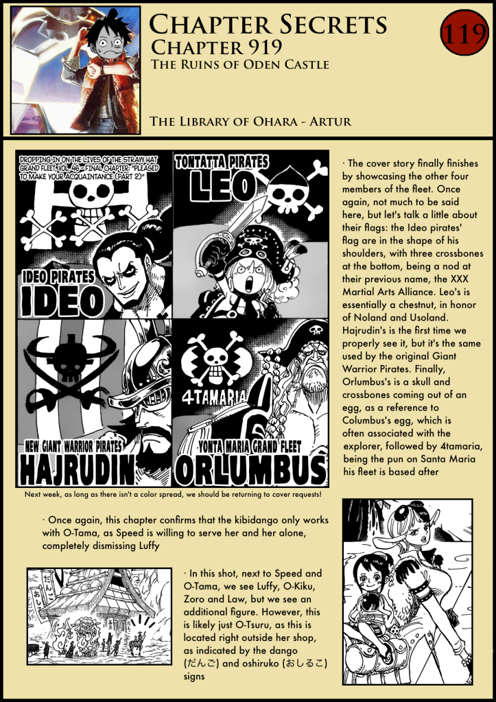 Chapter Secrets 919 1 analysis