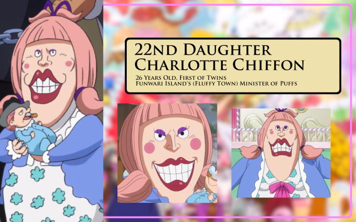 Charlotte Chiffon