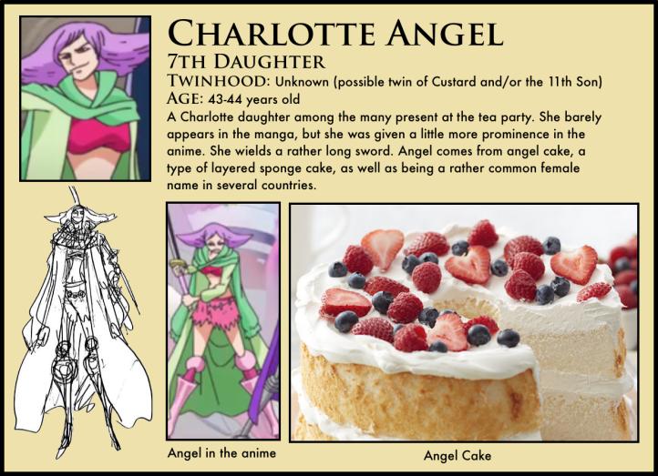 One Piece Charlotte Angel