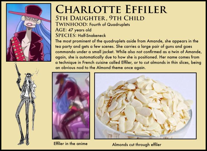 One Piece Charlotte Effiler