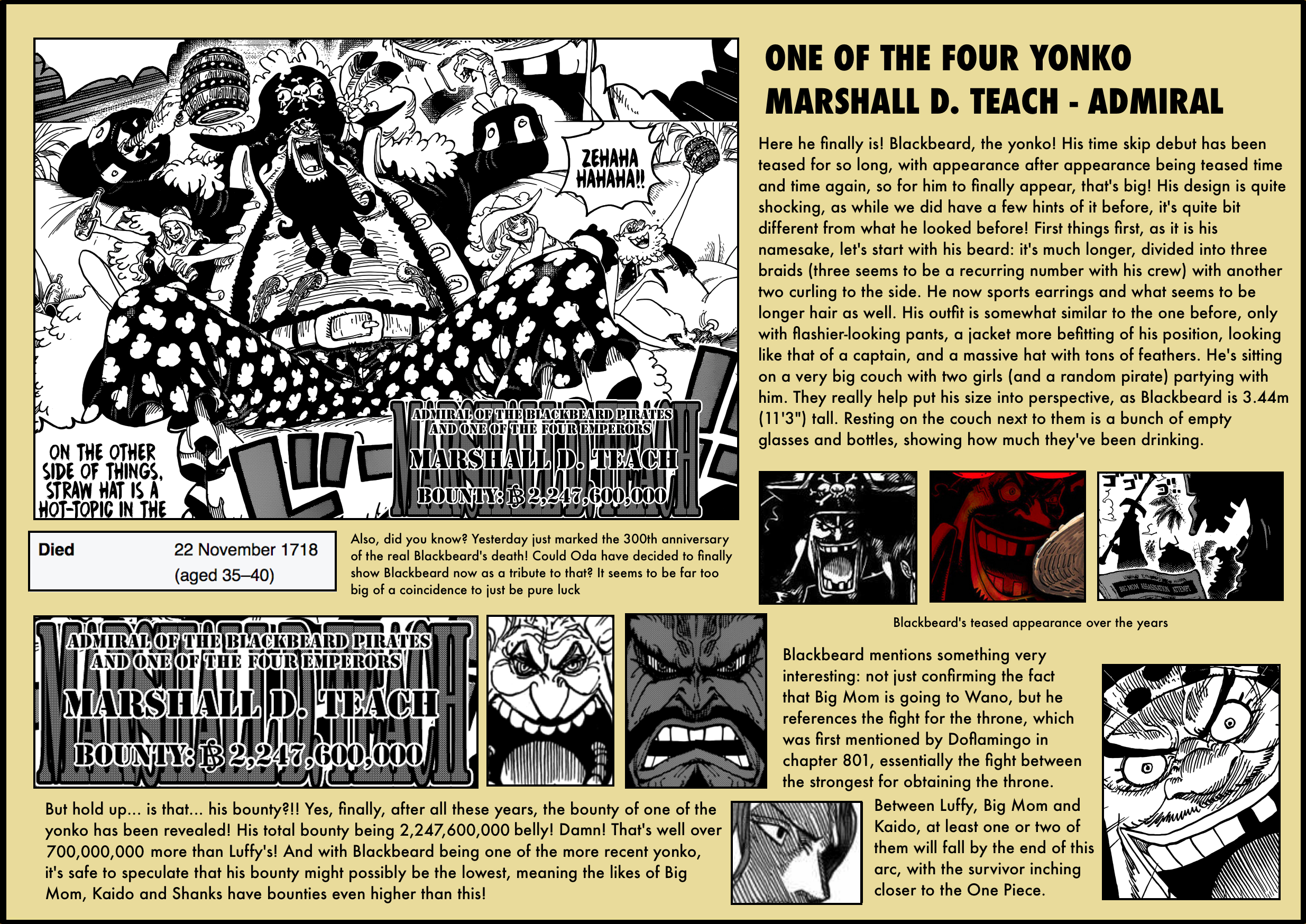 Chapter Secrets – Chapter 925 in-depth analysis – The