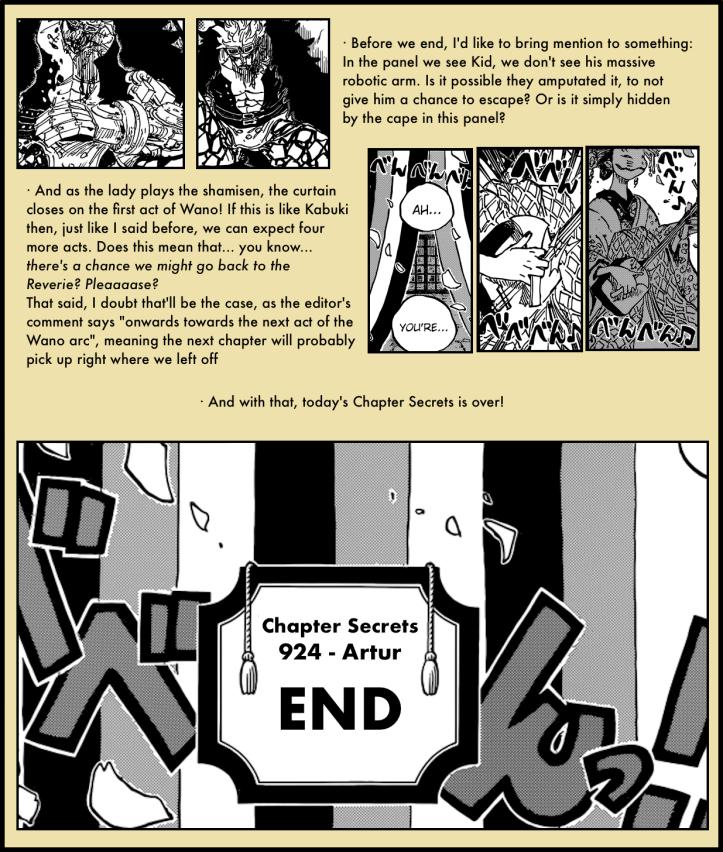 Chapter Secrets 924 6