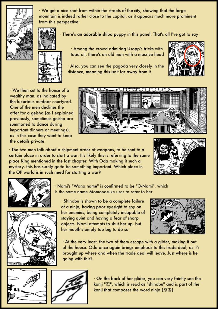 Chapter Secrets 926 3
