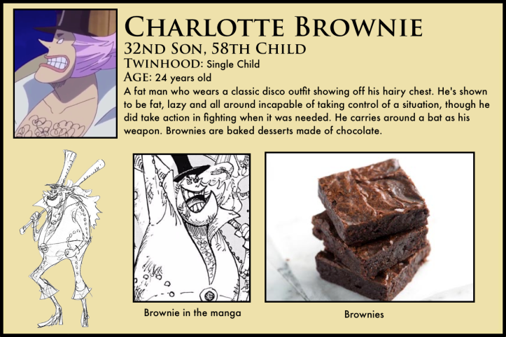 charlotte brownie one piece