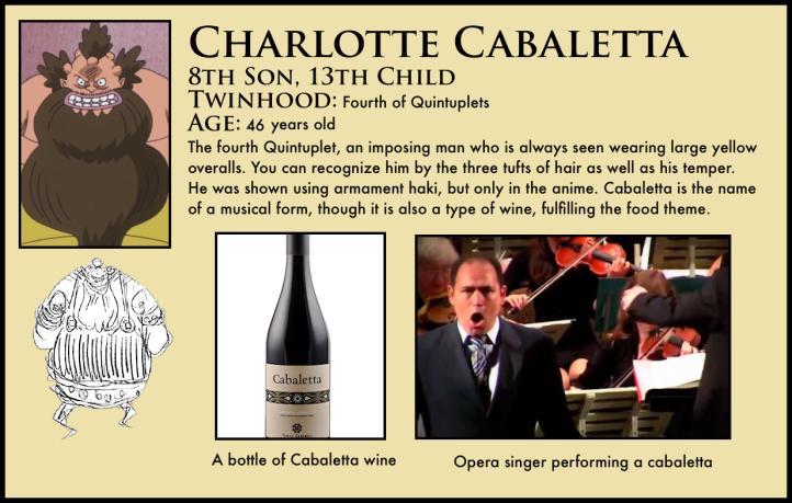 charlotte cabaletta one piece
