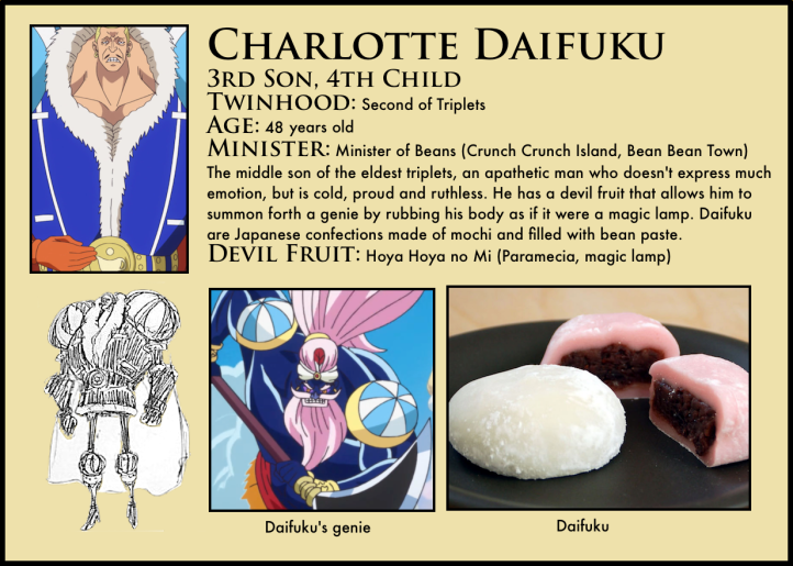 charlotte daifuku one piece