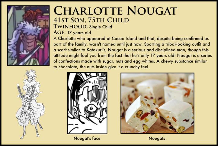 charlotte nougat one piece