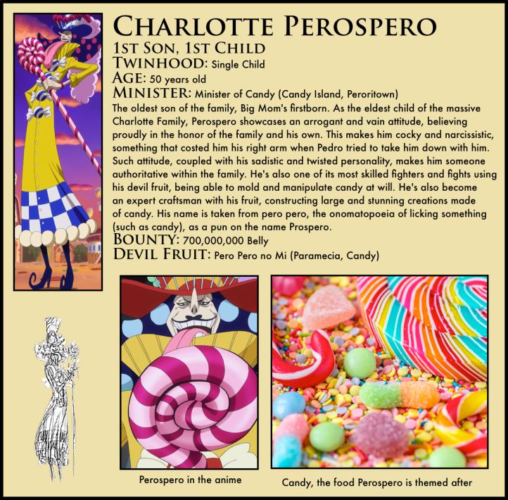 charlotte perospero one piece