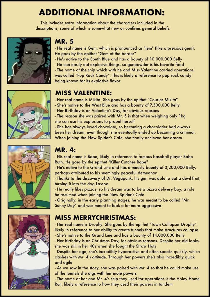 vivre card databook 5-10