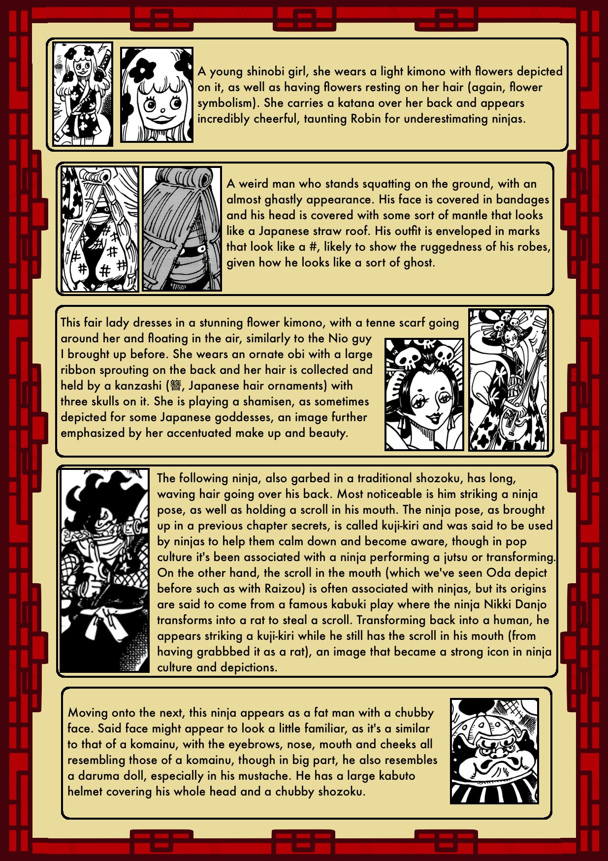 Chapter Secrets – Chapter 931 in-depth analysis – The