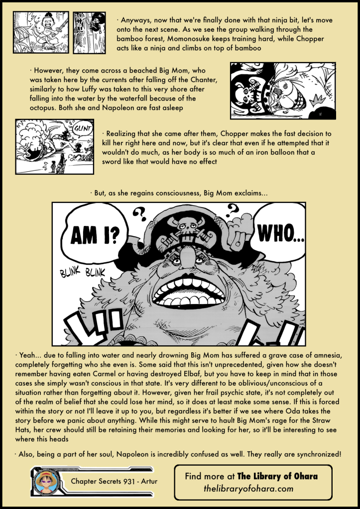 One Piece Chapter 931 9