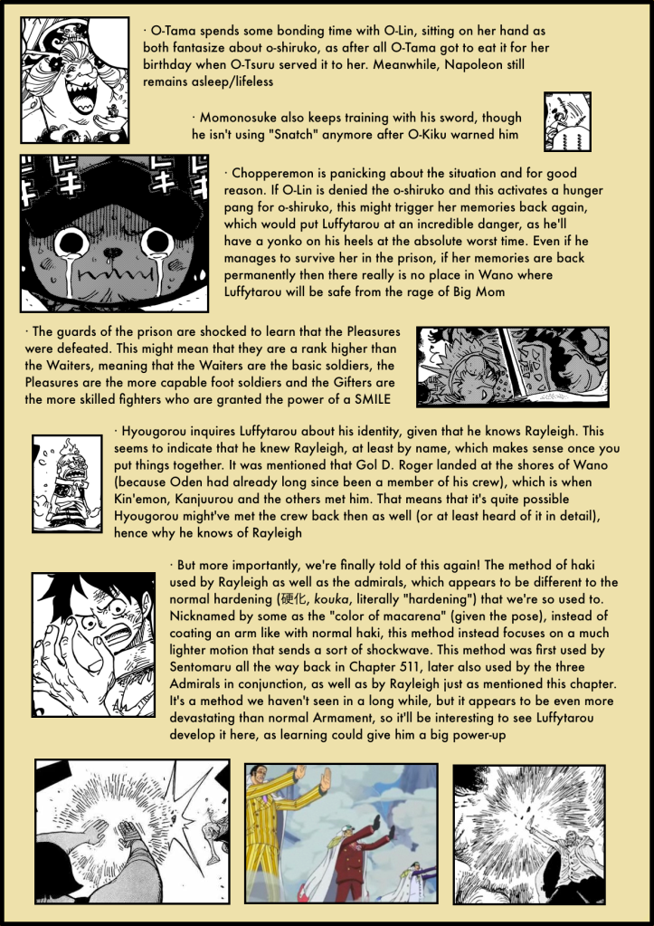 One Piece Chapter 937 3