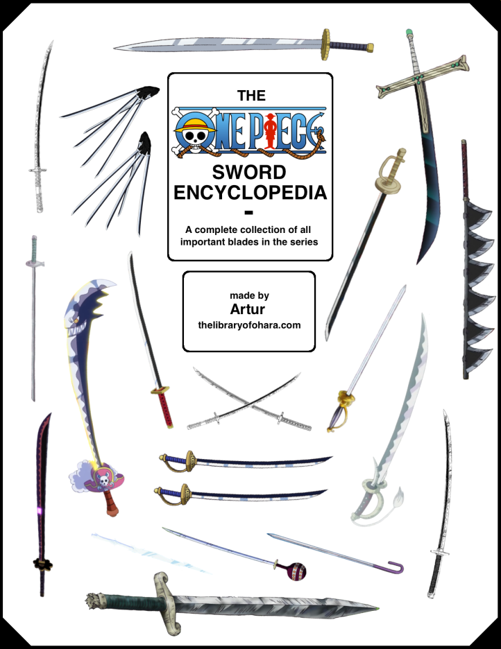 The One Piece Sword Encyclopedia