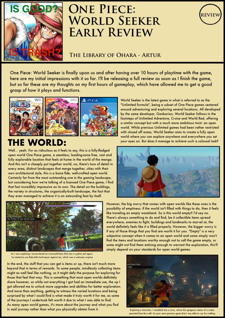 World Seeker Review 1