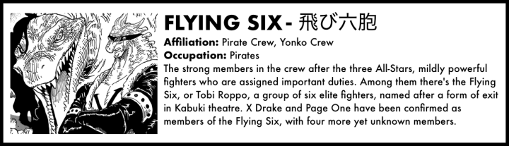 Flying Six