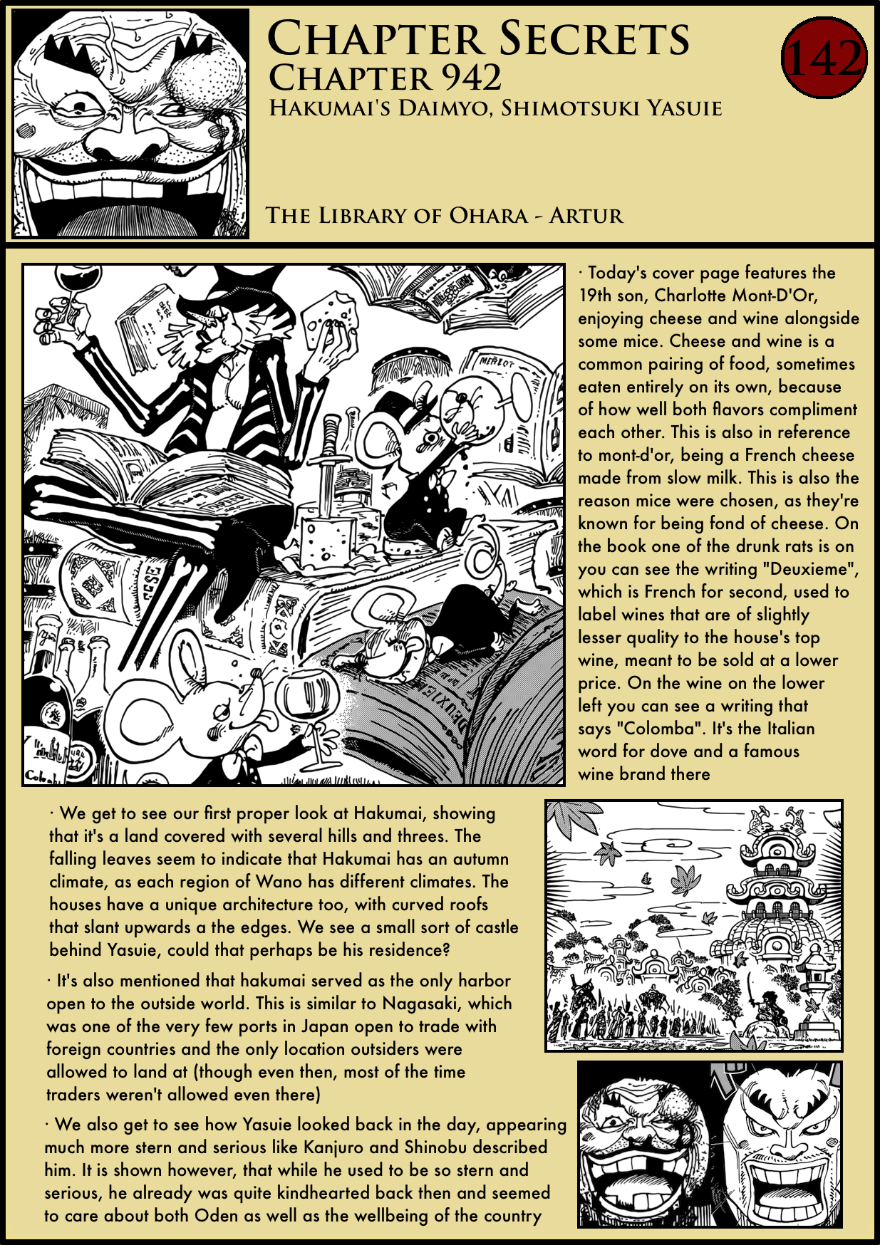 Chapter Secrets Chapter 942 In Depth Analysis The Library Of Ohara