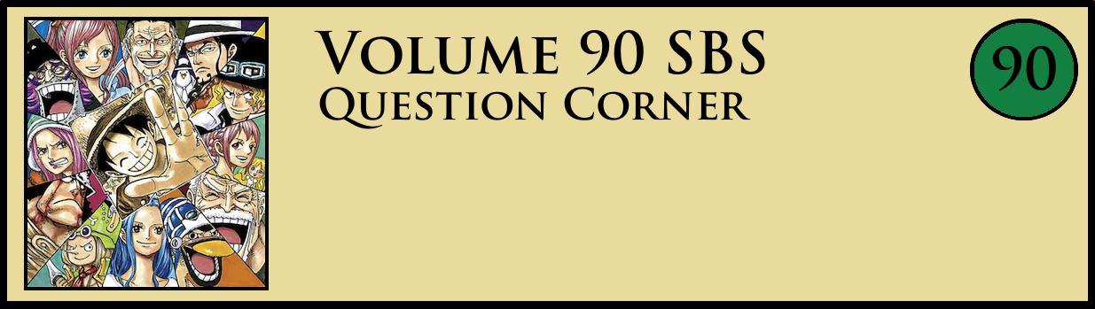 Volume 90 SBS