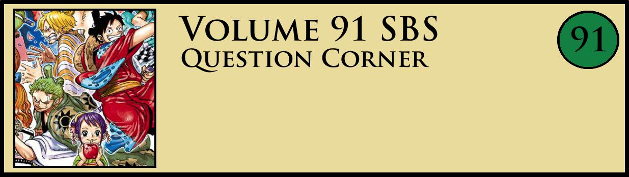 Volume 91 SBS