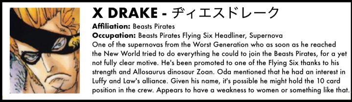 X Drake