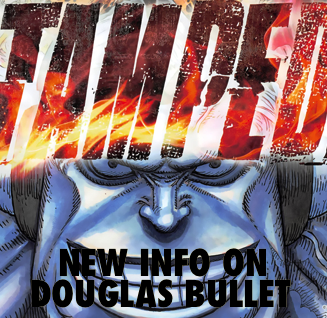 New info on STAMPEDE! – Who is Douglas Bullet? – The Library of Ohara