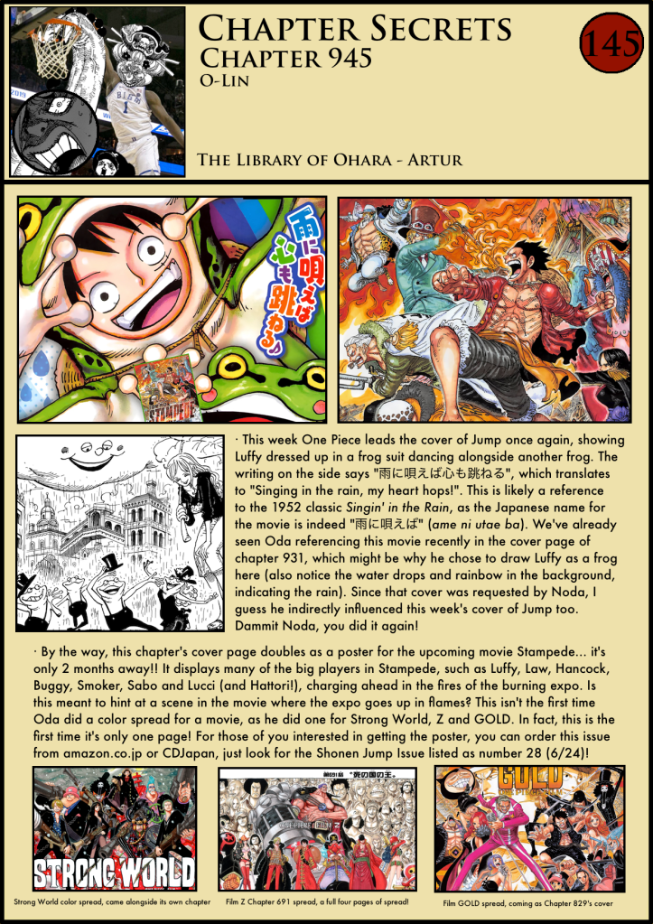 One Piece Chapter 945 1