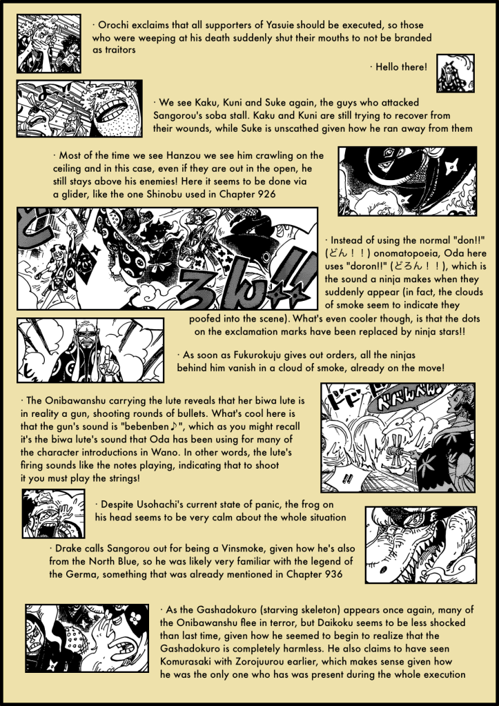 One Piece Chapter 945 2