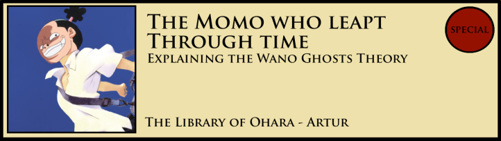 Momo who lept through time