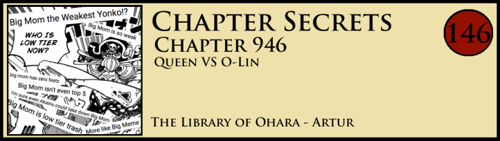 One Piece Chapter 946