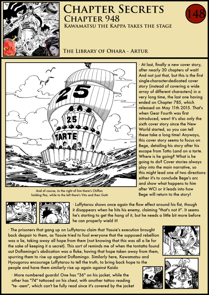 One Piece Chapter 948 1
