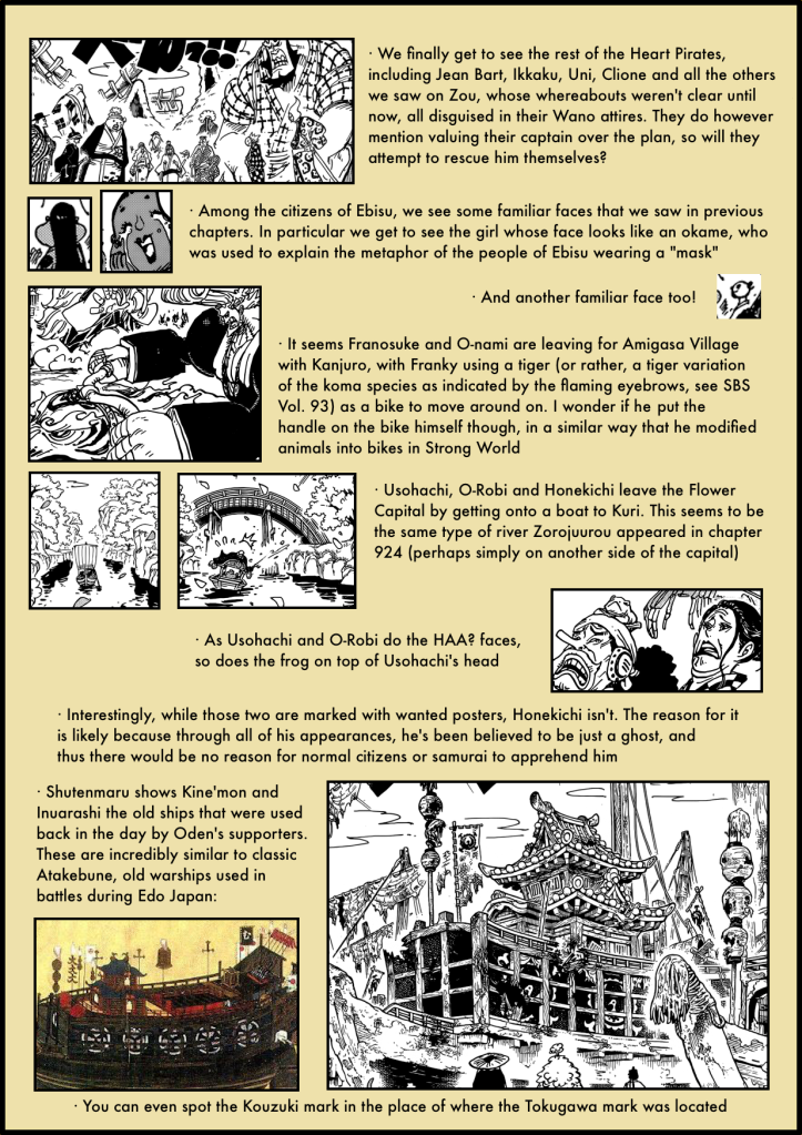 One Piece Chapter 951 3