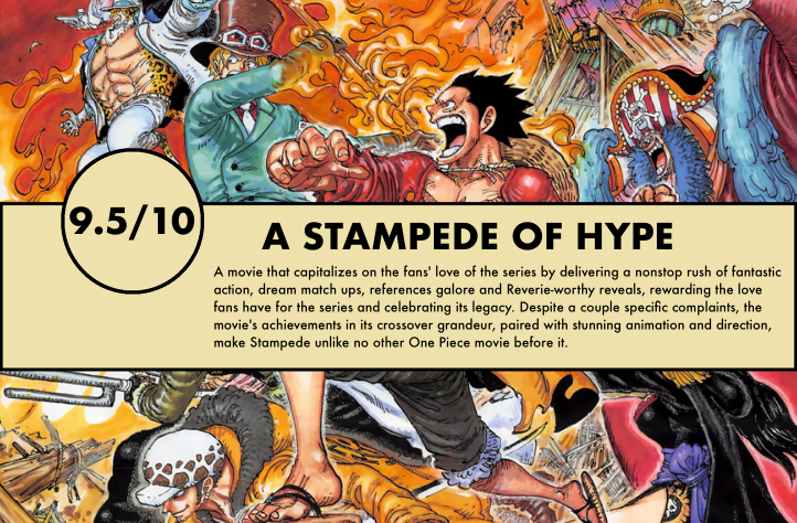 One Piece Stampede Review