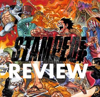 One Piece Stampede Trailer 3