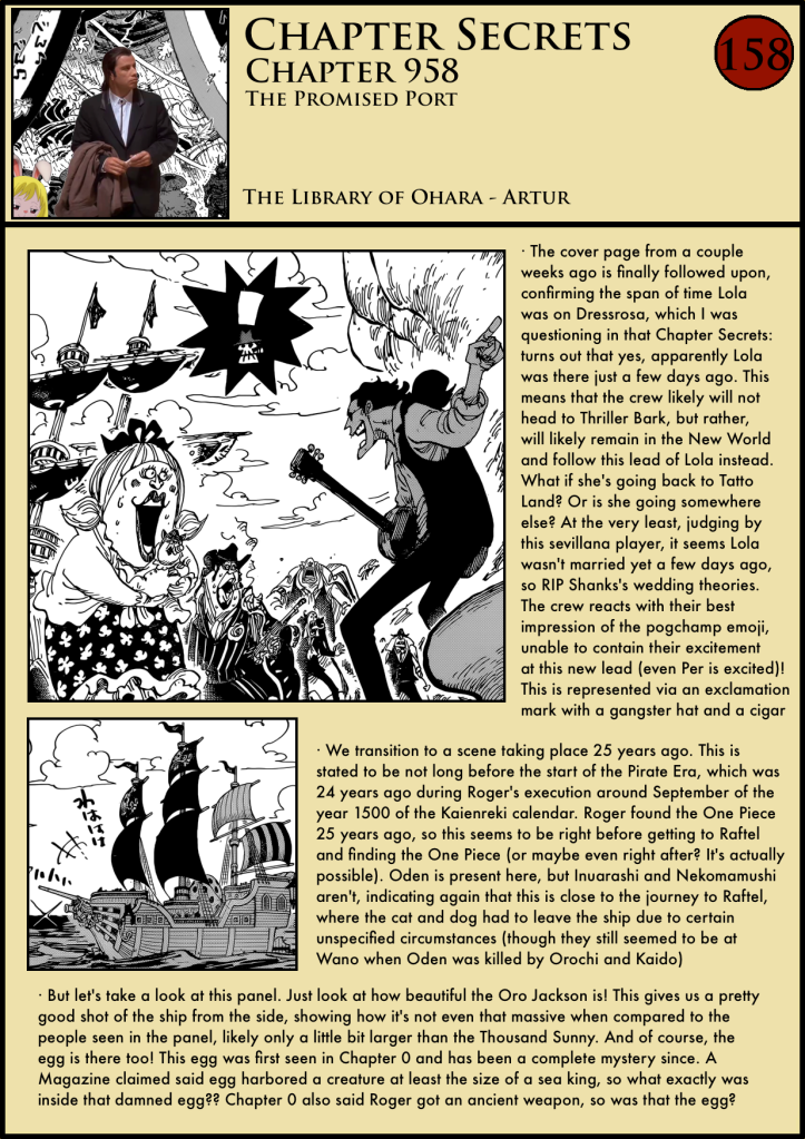 One Piece Chapter 958 1